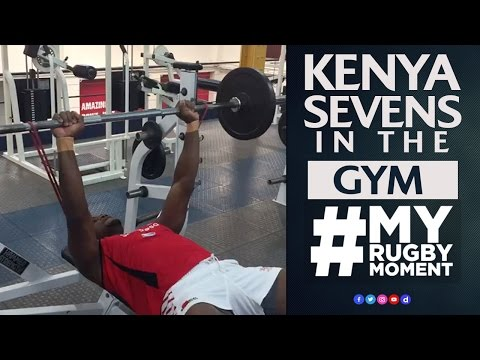 Can you replicate a Kenya Sevens workout?  | #MyRugbyMoment