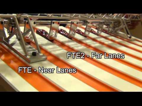 Track Time! Hot Wheels FTE vs FTE2