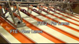 Track Time! Hot Wheels FTE vs FTE2
