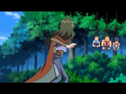 Beyblade Metal Fusion - Episode 20 Part 2/2 English Dubbed