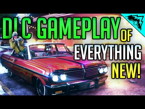 BF Hardline DLC Gameplay - Everything New in Criminal Activity Battlefield Hardline DLC and Gameplay