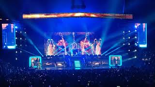 NEW YORK NYC Anuel AA En vivo full concert Brooklyn @ Barclays December 12 2019