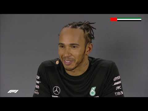 F1 2019 Round 21 Abu Dhabi GP - Post Qualifying Press Conference