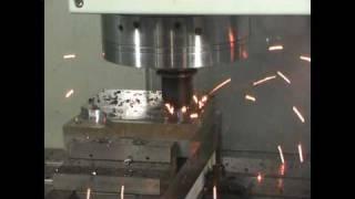 """CNC Fräsen Milling """"Quaser MV 204 CV"""""""