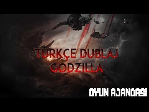 GODZILLA Filmi Türkçe Dublajlı Fragman