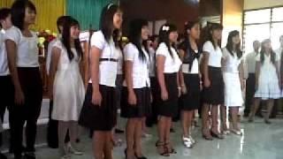 the nsa choir didnt my lord deliever daniel