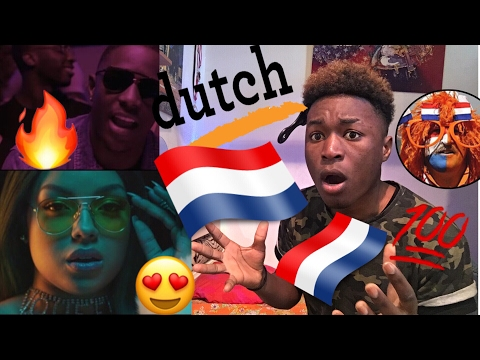 FIRST REACTION TO DUTCH RAP/HIP HOP🔥💯💪🏽SBMG - Laag/Boven ft. Latifah