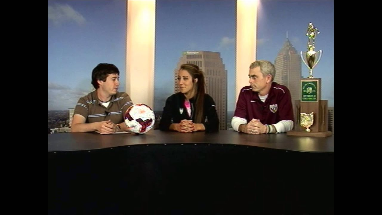 2013 12 06 RRGS Abby Elinsky is Player of Yr - Cleveland-Com Video ...