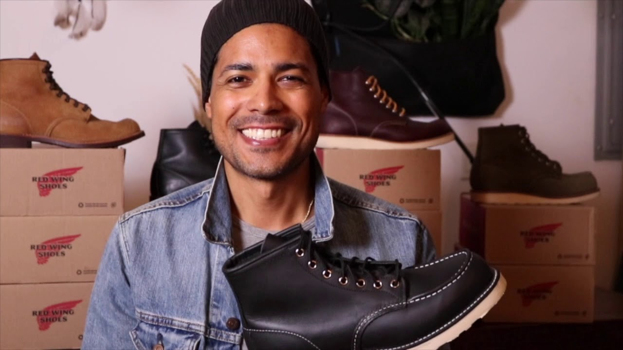 Red Wing Classic Moc 9075 (they are a