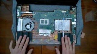 видео Ремонт корпусів ноутбуків: заміна кришки, петель, кріплення, відновлення корпусу