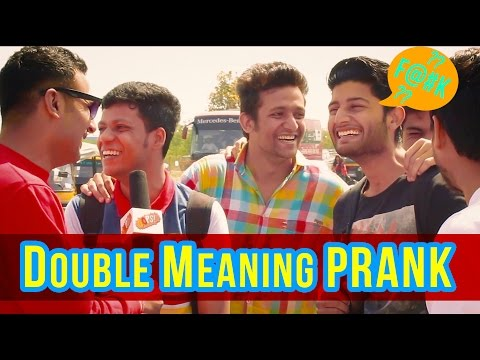 Double Meaning Pranks | Funny Pranks 2016 | Oops TV