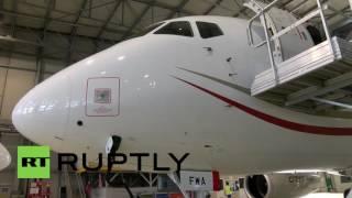 Italy: CityJet updates fleet with Russian Sukhoi in $1 billion deal