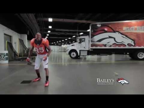 Denver Broncos Bailey