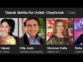 Real names of tarak mehta ka oolta chashma star casts... [Mr Lambogi]