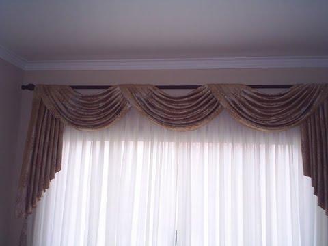Como hacer unas cortinas originales youtube for Cortinas originales