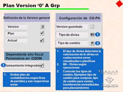 Modulo Co Erp Sap Rentabilidad Centr Beneficio Costo Controlling Part1