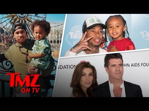Tyga And His 5-Year-Old Are In Serious Legal Trouble | TMZ TV