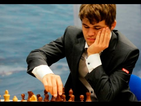 Learn from the Best! Magnus Carlsen by GMs Gustaffson & Jussupov