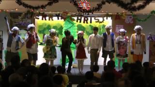 2013台中HIGH翻聖誕夜