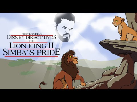 Disney Direct DVDs: The Lion King II: Simba's Pride