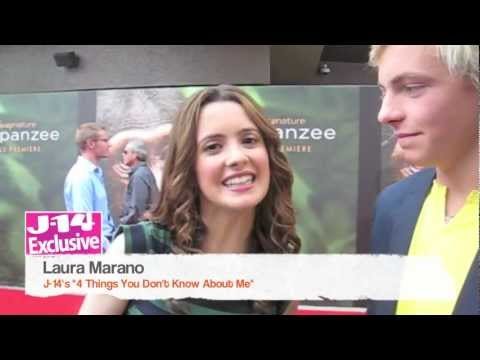 J-14 Exclusive: 4 Things You Don't Know About Laura Marano
