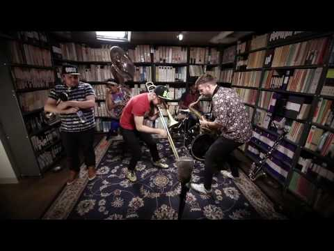 Lucky Chops - Temple of Boom - 4/19/2017 - Paste Studios, New York, NY