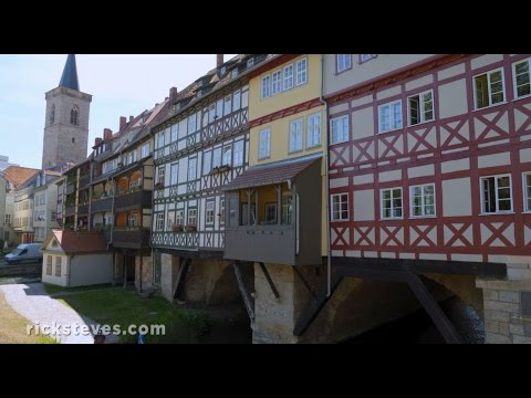 Erfurt, Germany: Fairy-Tale Town on the Luther Trail