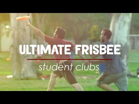 Clubs: Ultimate Frisbee | Student Life