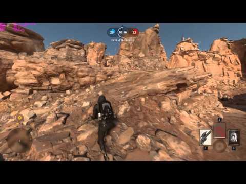 Star Wars Battlefront Blast PVP New Map |