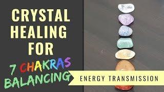 "[Multi Sub] Crystal Healing for ""7 Chakras Balancing"" (5) [中文字幕] 水晶療癒系列 ""平衡七輪脈"" (5)"
