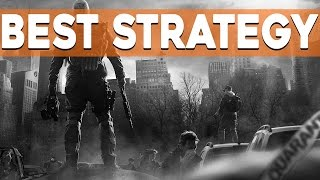 The Division BEST CHALLENGE INCURSION STRAT! EASY 240 Gear Sets Falcon Lost
