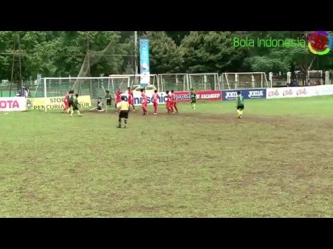 Highlight Liga KG U-14 Panasonic 2015/2016 Pekan ke-25 Bagian ke-3