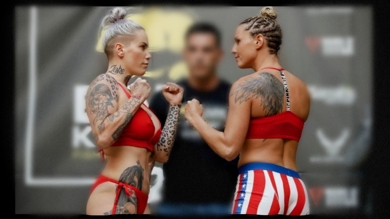 Download Awesome Women's Fight! BKFC 2: Bec Rawlings vs. Britain Hart