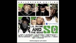 Lil Wayne - Feel Me (ft. Kidd Kidd) [Spad Up SQ3]