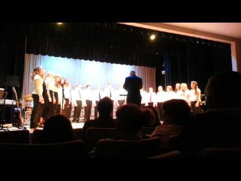 Bonny Eagle High School Chorus Concert 2012
