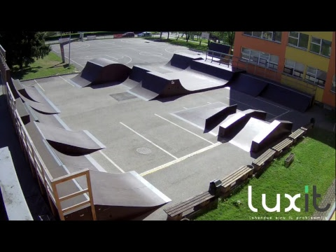 Paide skatepark