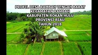 Gambar cover PROFIL DESA RAMBAH TENGAH BARAT (KAITI) KEC.RAMBAH KAB. ROKAN HULU