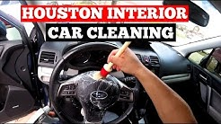 Interior Car Detailing Houston- (281) 450-3147- Cleaned To Best Condition Possible!