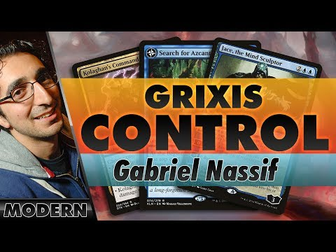 Grixis Control feat JTMS - Modern | Channel Nassif