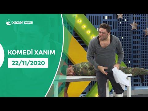 Komedi Xanım (15-ci Bölüm ) 22.11.2020