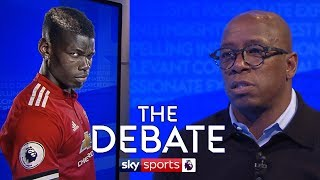 Are Paul Pogba and Romelu Lukaku going through a confidence crisis? | Wise & Wright | The Debate