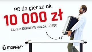 Komputer do gier za ok. 10 000 zł | Test zestawu Morele SUPREME COLOR H9680