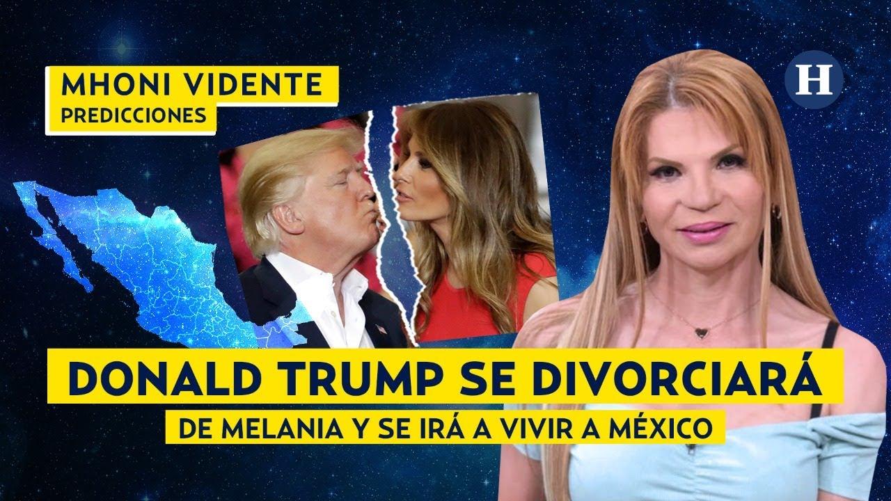Mhoni Vidente Predice Que Trump Se Mudara A Mexico Y Se Divorciara De Melania Youtube Mhoni vidente confesó que tuvo coronavirus. mhoni vidente predice que trump se mudara a mexico y se divorciara de melania