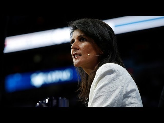 Syria: 'Either way the US will respond' – Nikki Haley