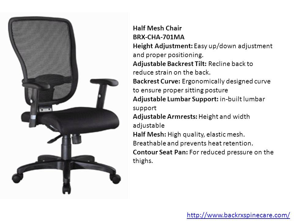 office chair for back pain in india youtube