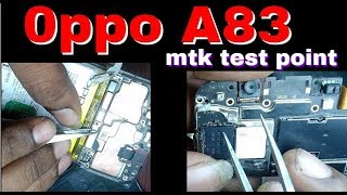 OPPO F9#A3S#F5#A83 TESTPOINT TRICK#UNLOCK&FRP New Security