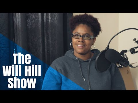 Vicky, of Vixen's Secret Bar, Visit The Will Hill Show