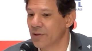 Agora: Vice de Lula Haddad, Rui Costa e Jaques Wagner juntos na Bahia falam com a imprensa.