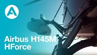Video H145M firing campaign equipped with HForce download MP3, 3GP, MP4, WEBM, AVI, FLV Oktober 2018