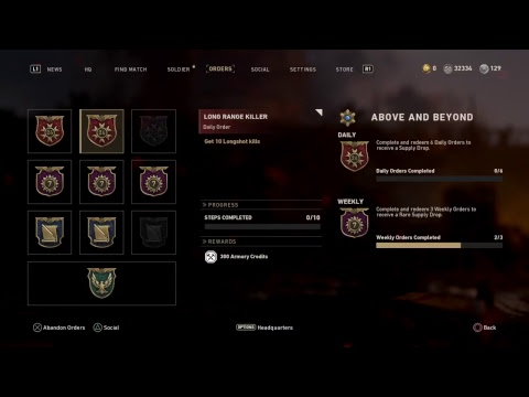100+ Supply Drop Opening in New War Bonds Event-Call of Duty WWII